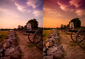 Dramatic Colour Photoshop Video Tutorial