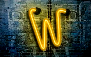 Neon Tube Text Photoshop Video Tutorial