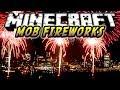 Minecraft 1.6.4 - Review de Mob Fireworks!! MOD - ESPAÑOL TUTORIAL