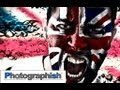 HOOLIGAN SCHMINK EFFEKT -Photoshop Tutorial by Philipp Hebold-