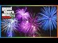 GTA 5: FIREWORKS! NEW GTA 5 Fireworks Launcher & Musket Online Tutorial (GTA V Gameplay)